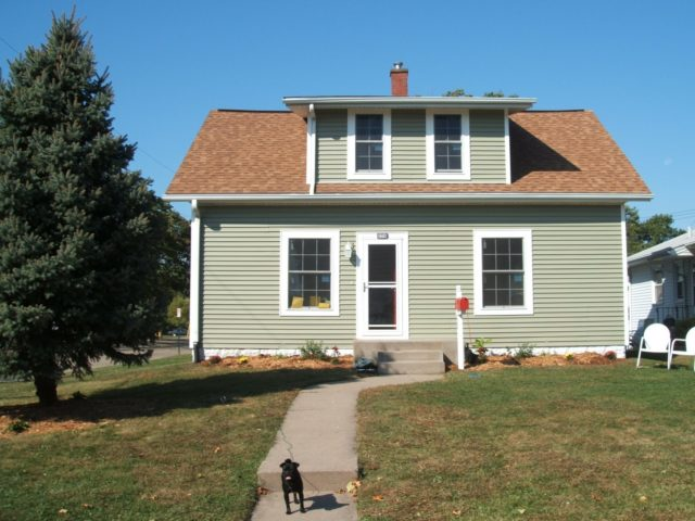 our first house 2009