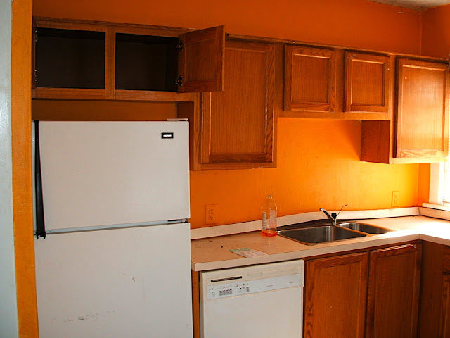 kitchen foreclosure before