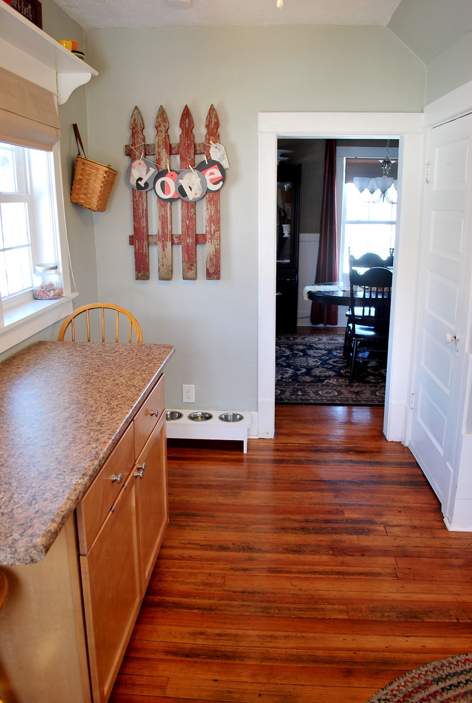 Forclosure Remodel: A Budget Kitchen Remodel In A Foreclosure
