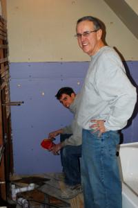 Renovation progress report – week 25