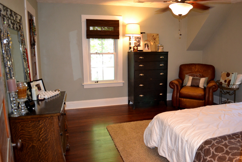 Master Bedroom Revamp A Cheap Master Bedroom Update Adding Some Orange