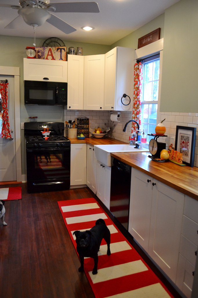 The So Far House Kitchen Newlywoodwards
