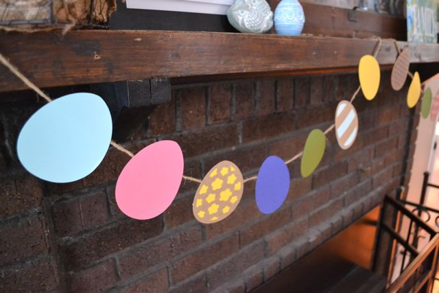 Easter banners and decor05