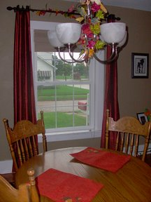 Fall Decor Part 2 – The Dining Room