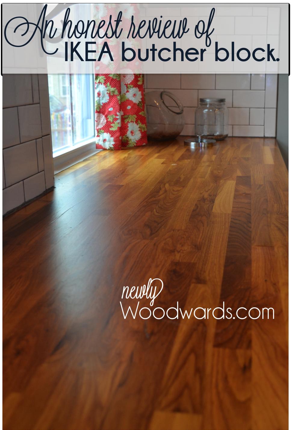 Butcher block hardwood flooring reviews gurus floor for Prefinished hardwood flooring pros and cons