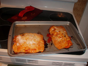 Yummy and easy calzones