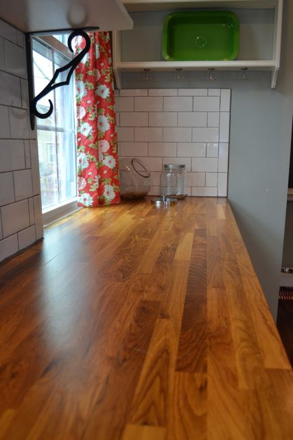Lovely IKEA Butcher Block Countertops