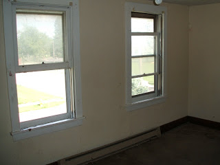 master bedroom before