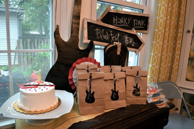 Southern Blues Birthday Party028