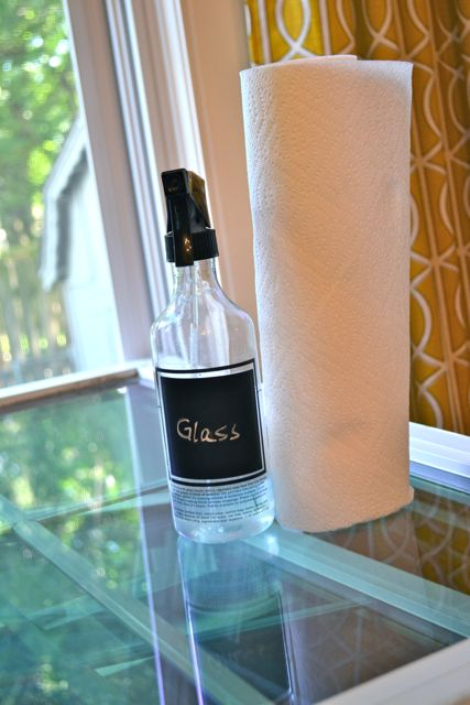 Glass cleaner1