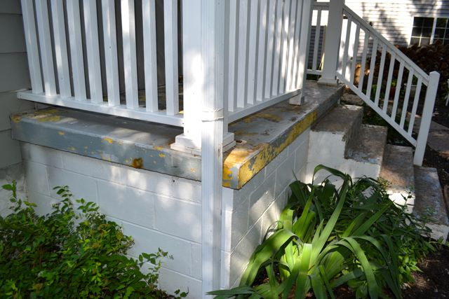 Painting concrete porch4
