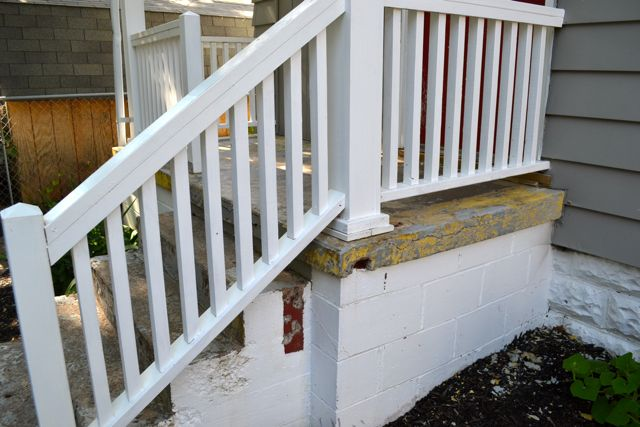 Painting concrete porch5