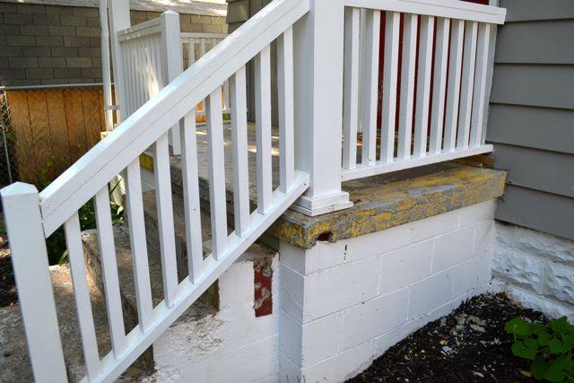 Painting concrete porch5
