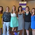 Purple bridal shower18