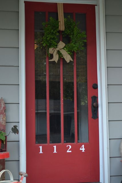 DIY Boxwood Wreath07