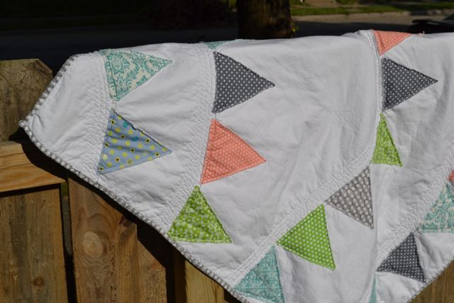Pennant quilt Sew Midwestern3