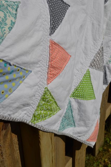 Pennant quilt Sew Midwestern4