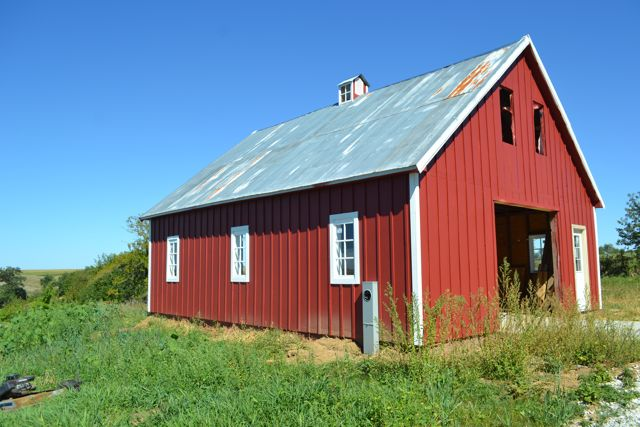 Barn windows trim1