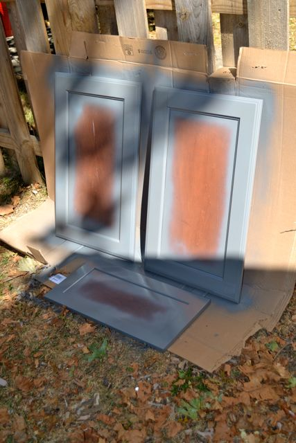 Fall chalkboard sign craft cabinets1