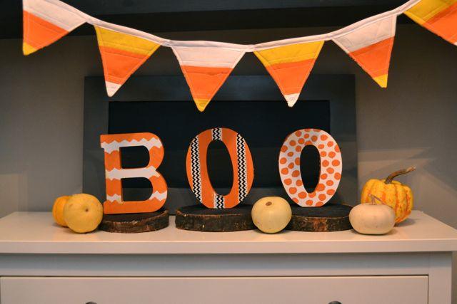 Boo Halloween Display Behr2