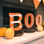 Boo Halloween Display Behr4