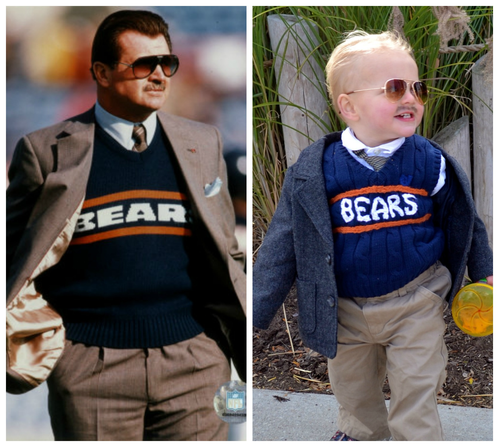 Ditka Collage