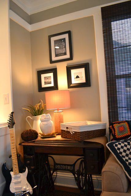Living Room Fall Decor2