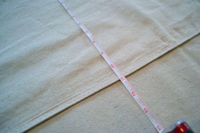 Drop Cloth Custom Ruffled Tablecloth06