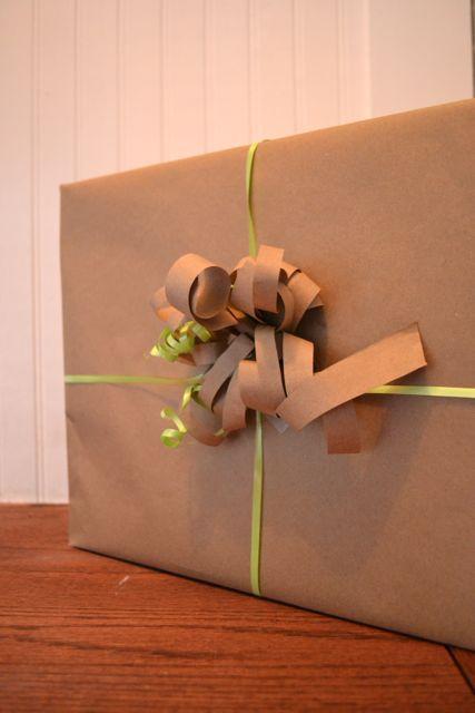 Gift bow DIY1