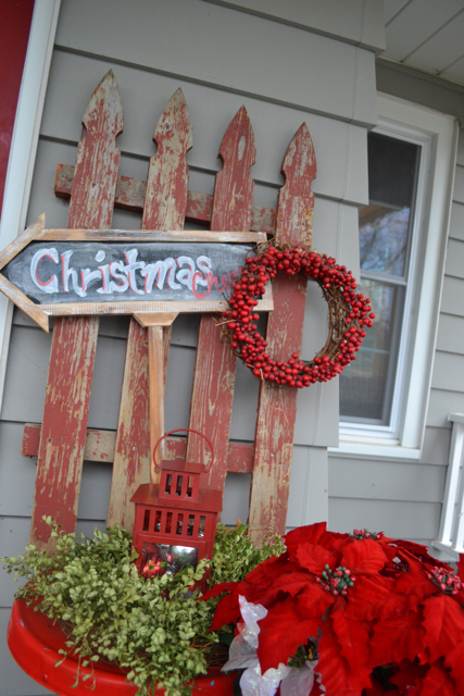 Christmas door decor3