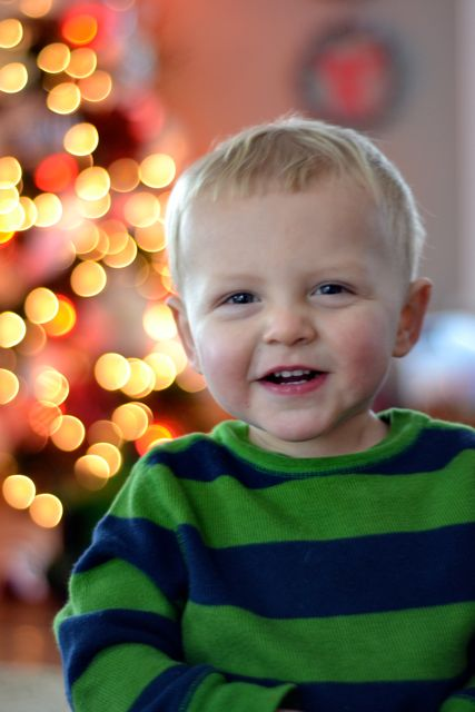 Henry Christmas 18 months4