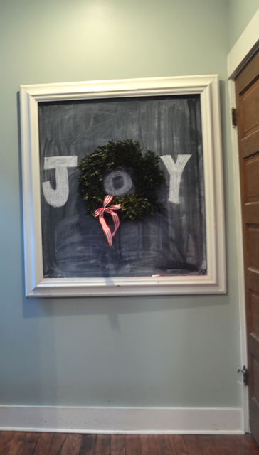 JOY Chalkboard Kitchen1