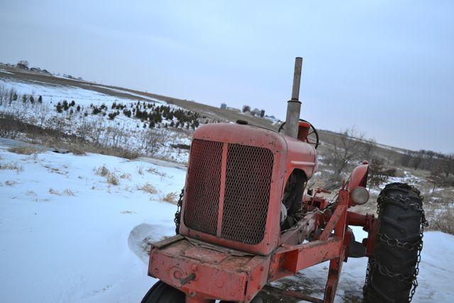 Barn January 20142