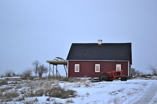 Barn January 20143