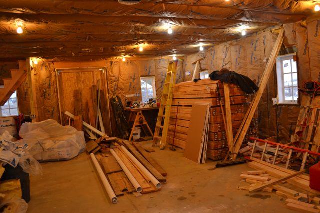 Barn insulation1