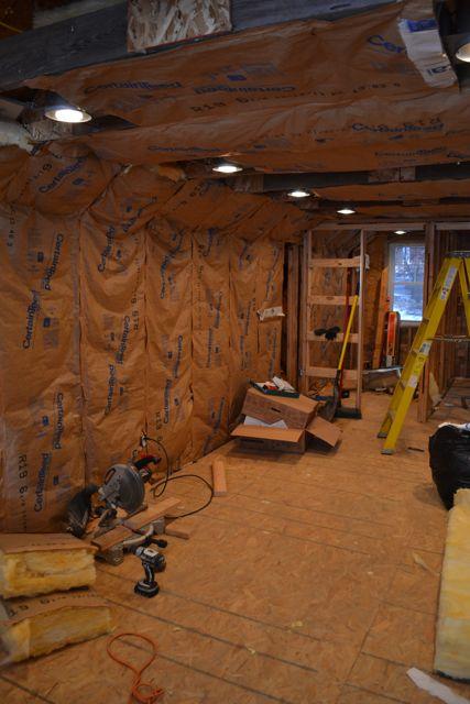 Barn insulation2