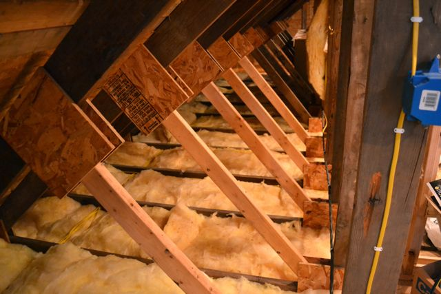 Barn insulation3