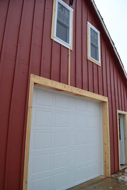 Barn new garage door5