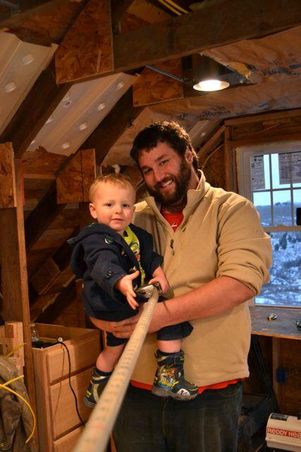 Barn update January1