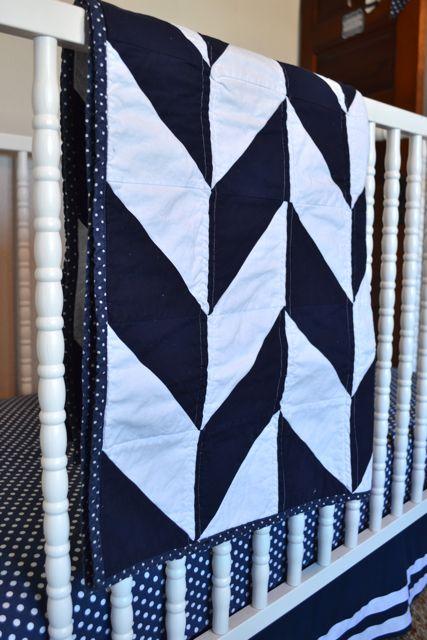 Herringbone quilt3