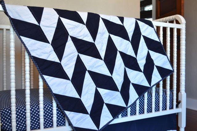 Herringbone quilt4
