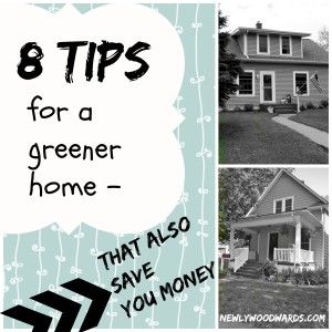 8 tips for a greener home (that also save you money)