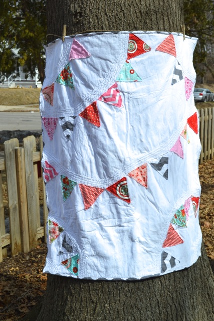 Bliss pennant quilt1