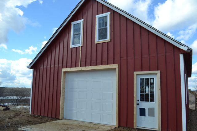 Exterior barn door2