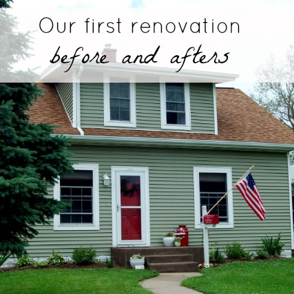 FIRST RENOVATION