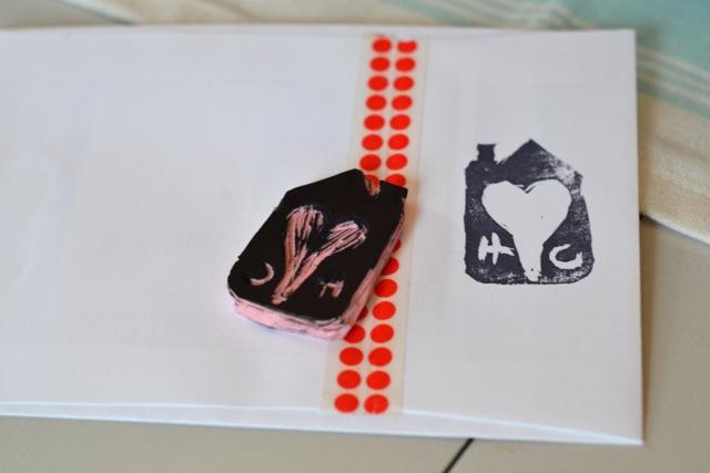 Tiny Prints Heart of Home Invites4