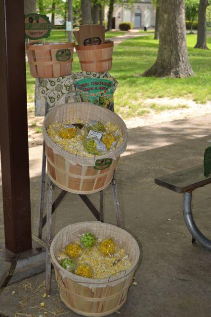 Corny Cornpicker's Popcorn Bar1