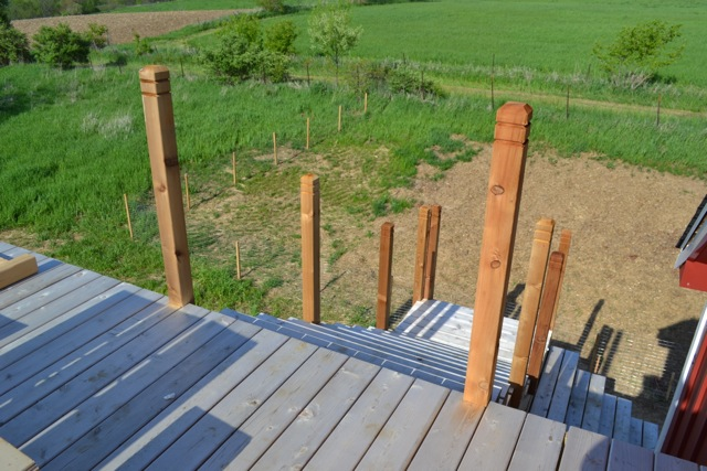Deck railings2