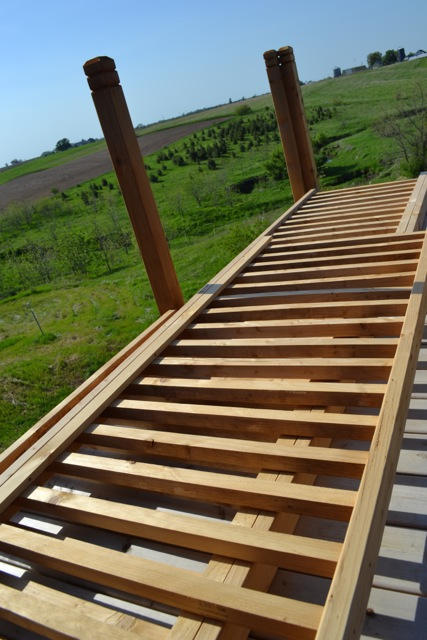 Deck railings3