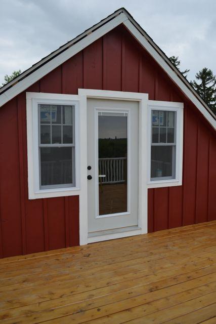 Barn deck updates June4
